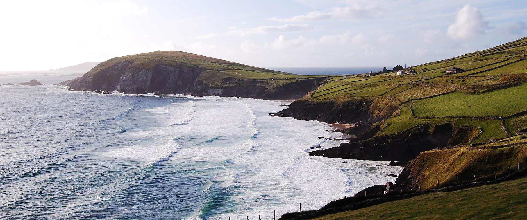 Spirituelle Reisen nach Irland und Galicien