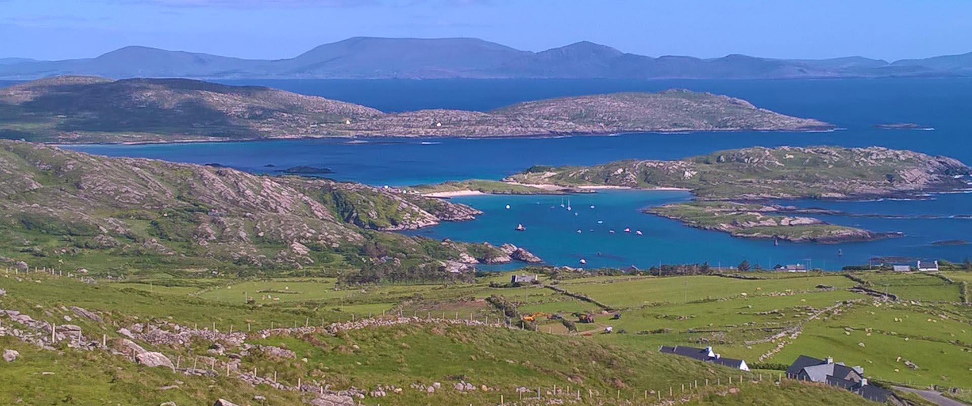 Spirituelle Reisen: Irland