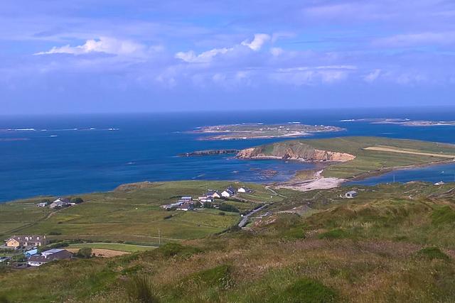 Irland: spirituelle Reise